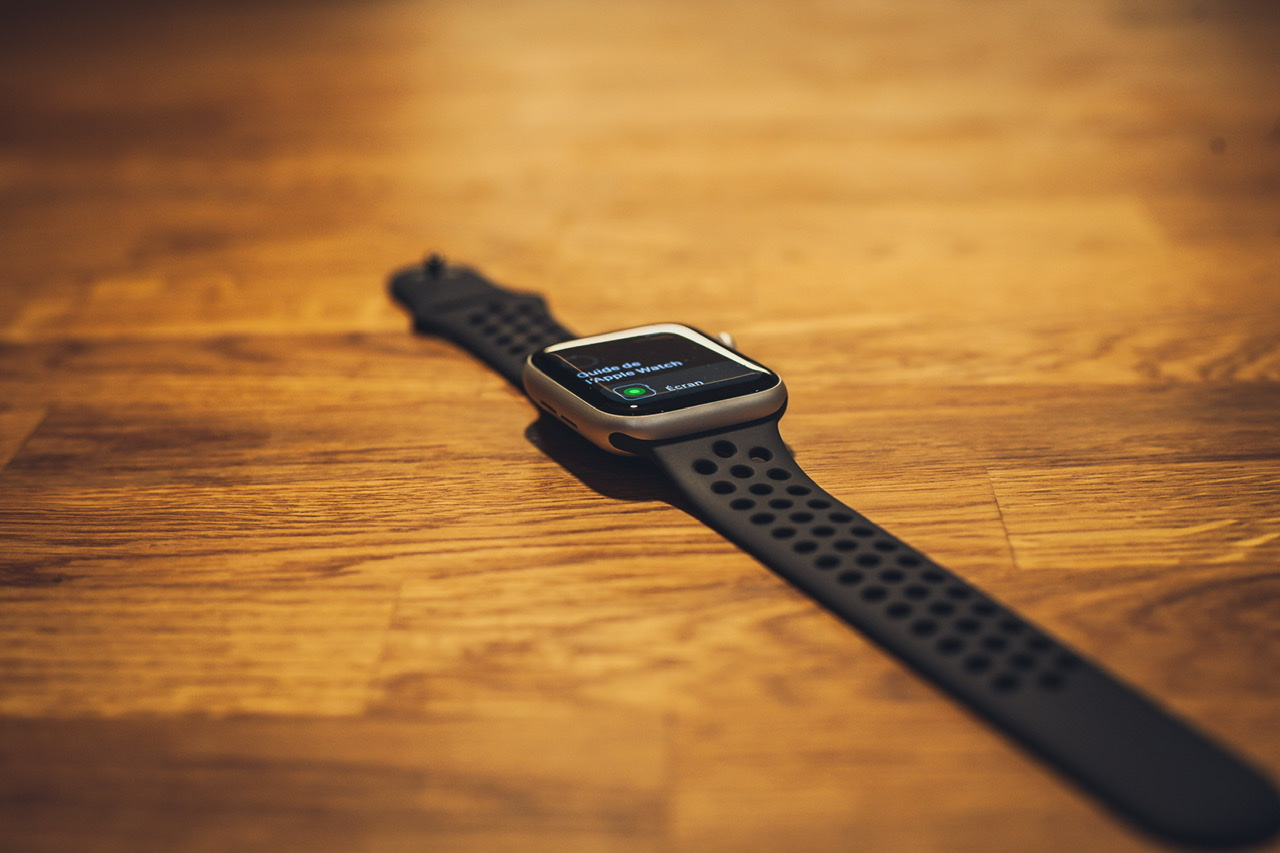 apple watch SE unboxing thibaudd